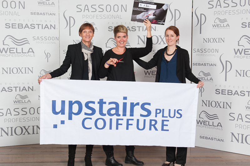 Unicef Coiffure Upstairs Plus